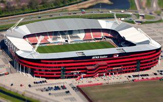 Holandia: Stadion w Alkmaar też będzie elektrownią słoneczną