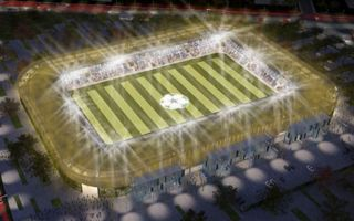 Nowy projekt: Koszyce doczekają się stadionu?