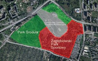Sosnowiec: Pięciu finalistów projektuje Zagłębiowski Park Sportowy