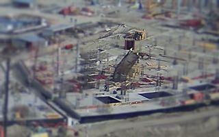 Rosja 2018: Niebezpieczny wypadek na budowie w Wołgogradzie