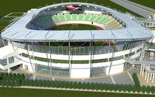 Nowy projekt: Pierwszy egipski stadion z dachem