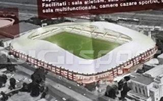 Bukareszt: Nowy stadion Rapidu? Skądś go znamy…