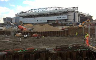 Nowa budowa: Prace ziemne Tottenhamu