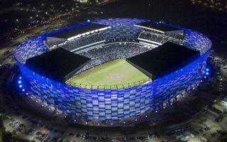 Meksyk: Stadion jak porcelanowe naczynie