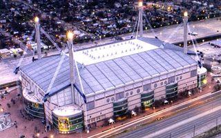 Nowe stadiony: Co Amerykanie mają pod kopułą?