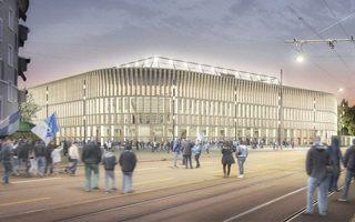 Szwajcaria: Bliżej nowego stadionu w Zurychu?