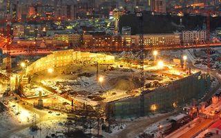 Nowa budowa: Jekaterynburg już wypatroszony