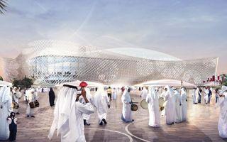 Katar 2022: Stadion Mundialu co 10 kilometrów?!