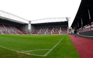 Edynburg: Rozbudowa Tynecastle za rok?