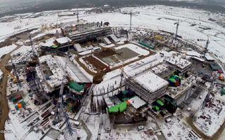 Nowa budowa: Zima niestraszna w Samarze
