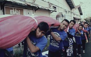 Indonezja: Będzie nowa największa flaga stadionowa
