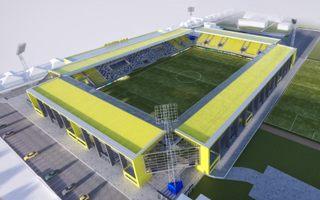 Nowy projekt: Taki będzie trzeci największy stadion Słowacji