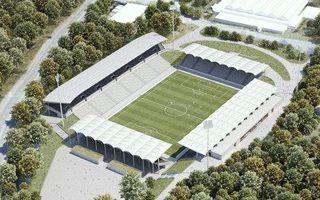 Nowy projekt: Jak sensownie przebudować stary stadion? Lekcja z Saarbrücken