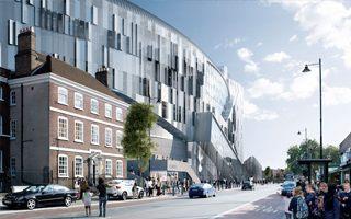 Londyn: Stadion Tottenhamu pochłonie 4 miliardy!