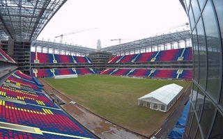 Moskwa: CSKA wybrało wzór krzesełek