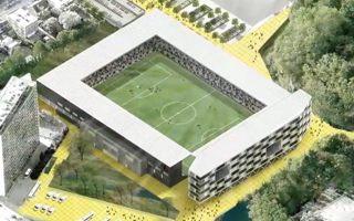 Nowy projekt: Duże zmiany pod Brukselą