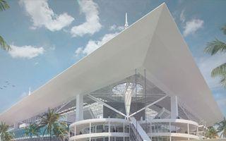 Miami: Za pół roku powstanie ogromny dach