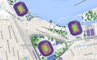 Rotterdam: Stadion Feyenoordu może powstać na wodzie?