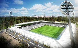 Czechy: Hradec Kralove jeszcze poczeka na stadion