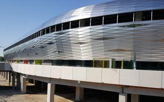 Włochy: Udinese skończyło budowę, od teraz Dacia Arena