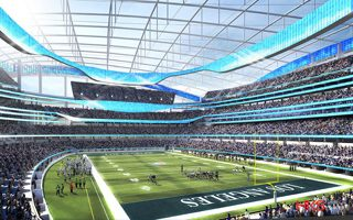 USA: Zielone światło dla najdroższego stadionu świata