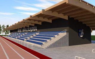 Ruda Śląska: Taki będzie stadion w Nowym Bytomiu