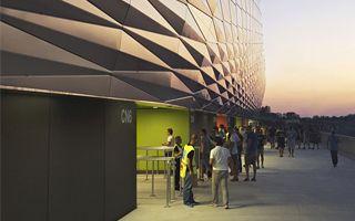 Nowy stadion: Udało się, Udinese otworzyło Dacia Arenę