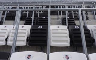 Stambuł: Ruszył montaż krzesełek na Vodafone Arena