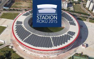 Stadion Roku 2015: Poznaj kandydata – Antalya Arena