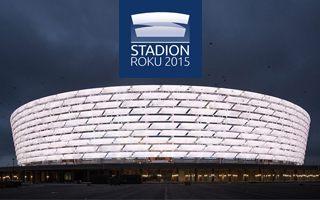 Stadion Roku 2015: Poznaj kandydata – Baku Olympic Stadium
