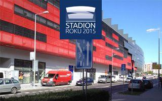 Stadion Roku 2015: Poznaj kandydata – City Arena Trnava