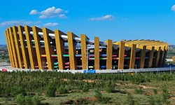 Ordos Sports Center Stadium