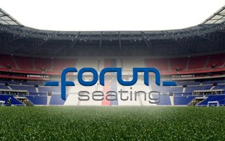 Forum Seating: Komfort kibicowania