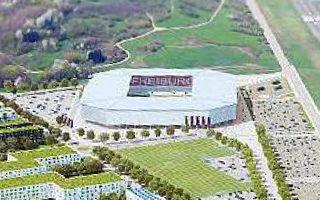 Fryburg: Land daje pieniądze na stadion SC Freiburg