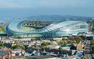 Dublin: Aviva Stadium przechodzi na ekologiczne zasilanie