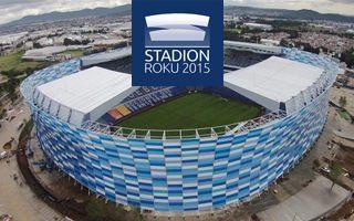 Stadion Roku 2015: Poznaj kandydata – Estadio Multiva