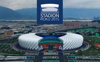 Stadion Roku 2015: Poznaj kandydata – Haixia OC Stadium