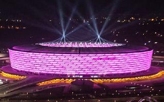 Azerbejdżan: Luksusowe zaplecze Olimpijskiego dla wszystkich