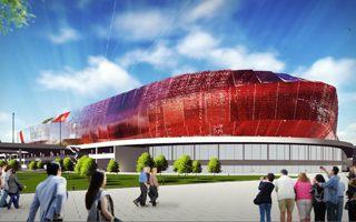 Nowy projekt: Pierwszy stadion Bukaresztu na Euro 2020