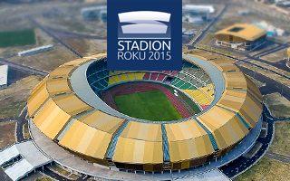Stadion Roku 2015: Poznaj kandydata – Stade de Kintélé