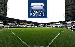 Stadion Roku 2015: Poznaj kandydata – Stadion Heracles