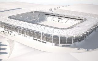 Szczecin: Tak wyglądałby stadion Widzewa na Pogoni