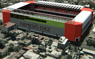 Meksyk: Toluca pokazuje makietę i buduje parking