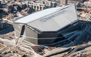 Minneapolis: Stadion Vikings gotowy już w 90%