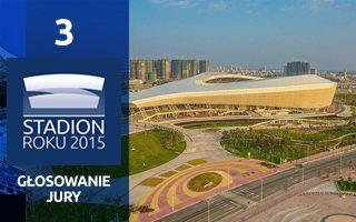 SR 2015 Głosowanie Jury: Trzecie miejsce - Zhanjiang OC Stadium