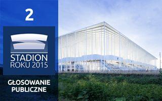 SR 2015 Głosowanie Publiczne: Drugie miejsce – Matmut Atlantique