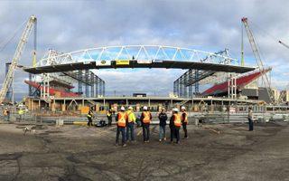 Toronto: Trzeci dach podniesiony, BMO przedłuża umowę