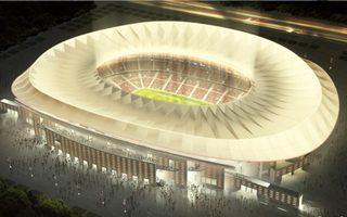 Madryt: Finał Ligi Mistrzów na stadionie Atletico w 2018?