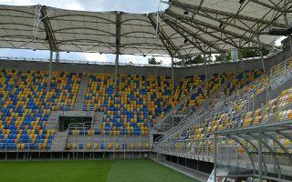"""Gdynia: Arka """"powiększy"""" stadion na wiosnę"""