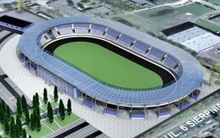 Łódź: Wykonawca wybrany, Molewski zbuduje stadion Orła